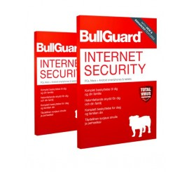 BullGuard Internet Security 2016 til 1 PC