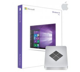Microsoft Windows 10 Professional til Mac